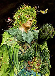 Green Man Powers Of Spring And Summer Bibliography