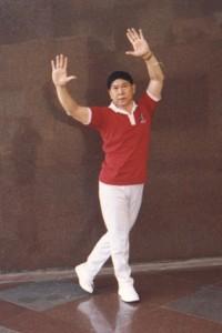 Maestro Lin Hou Sheng.