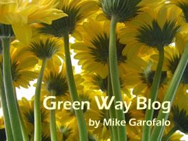 Green Way Blog by Michael P. Garofalo