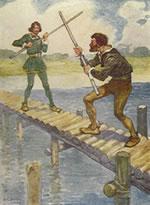 Staff Weapons: Jo, Cane, Bo, Staff, Spear, Walking Stick, Short Staff