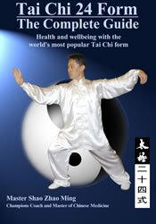 tai chi instructional dvd