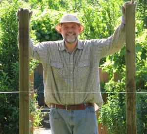 Mike Garofalo, Gardener