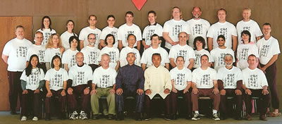George Xu Taijiquan Camp 2006 - Group Photo